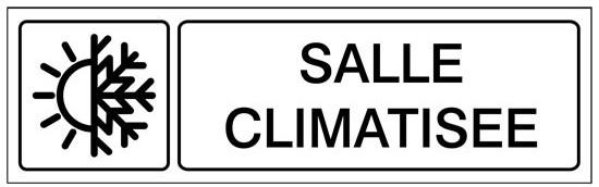 Salle climatisée